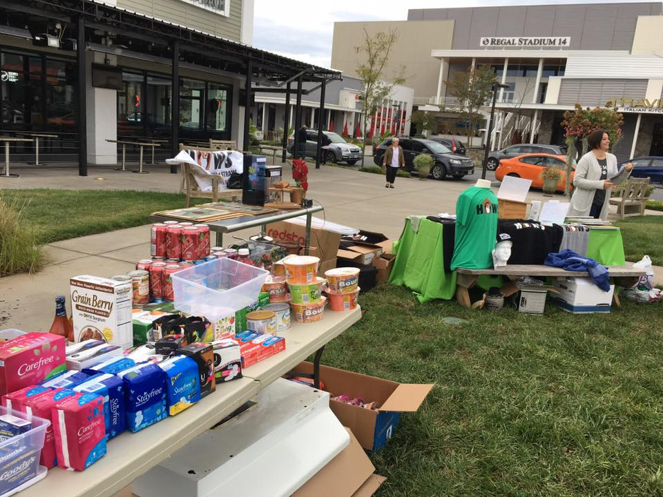 HOWS Community Yard Sale and Market